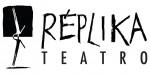 Logotipo de Replika Teatro